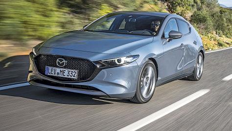 Mazda3: Kaufberatung