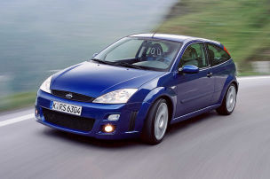 Klassiker des Tages: Ford Focus RS