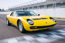 Klassiker des Tages: Lamborghini Miura