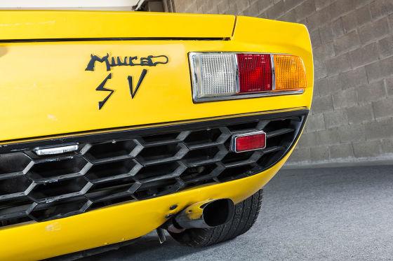 Lamborghini Miura: Klassiker des Tages