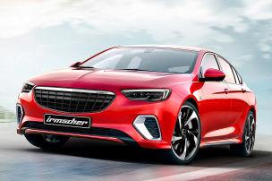 Opel Insignia Tuning: Irmscher
