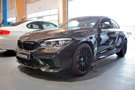 BMW M2 Competition Tuning: G-Power Upgrade