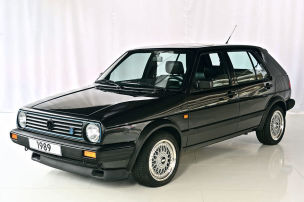 Klassiker des Tages: VW Golf 2 Limited