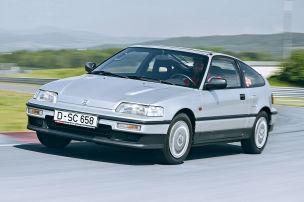Klassiker des Tages: Honda CRX