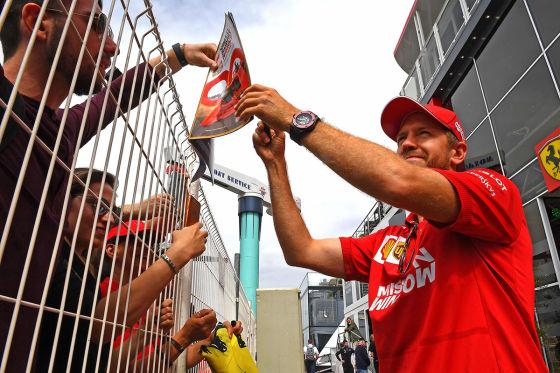 Vettel kontert Rücktritts-Gerüchten