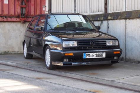 VW Golf 2 Rallye G60  zu verkaufen