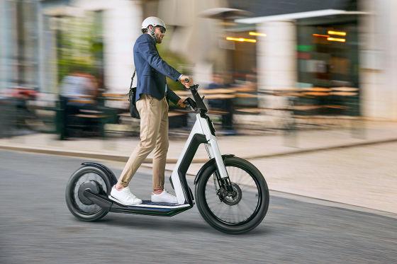 VW Streetmate/Cityskater: E-Roller/-Scooter