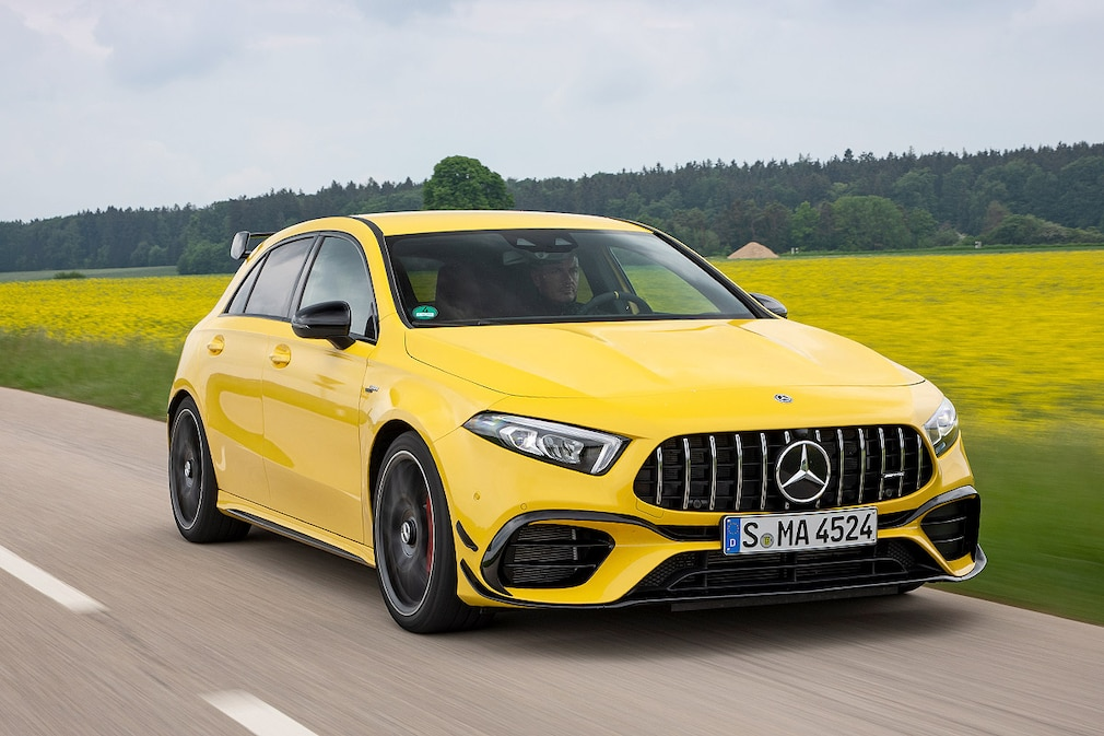 Mercedes-AMG A45S 4Matic+