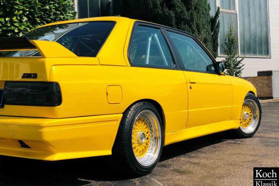 """Einzigartiger BMW M3 """"DTM Edition"""""""