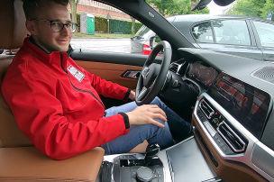 BMW OS 7.0 im AUTO BILD-Check