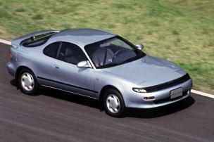 Klassiker des Tages: Toyota Celica Turbo