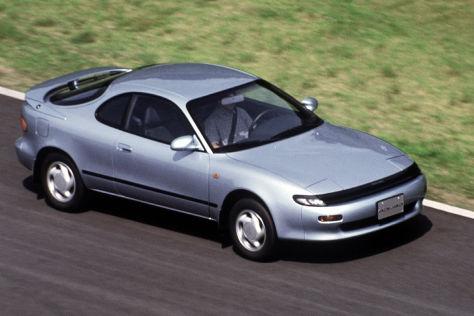 Toyota Celica Turbo AWD: Klassiker des Tages