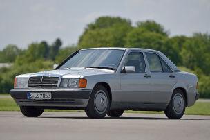 Klassiker des Tages: Mercedes 190 E 2.6