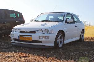Klassiker des Tages: Escort RS Cosworth