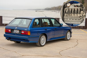 E30 M3 Touring: Der M3, den es nie gab