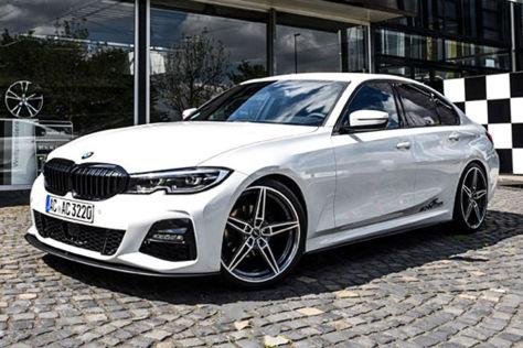 BMW 3er Tuning: AC Schnitzer