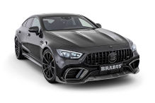 Mercedes-AMG GT 63 S Tuning: Brabus 800
