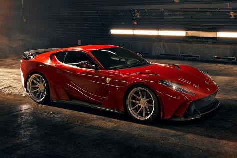 Ferrari 812 Superfast Tuning: Novitec N-Largo