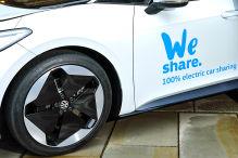 VW startet E-Carsharing in Hamburg