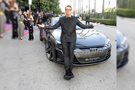 Audi e-tron GT in