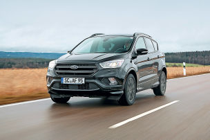 Ford Kuga für 71 Euro netto leasen