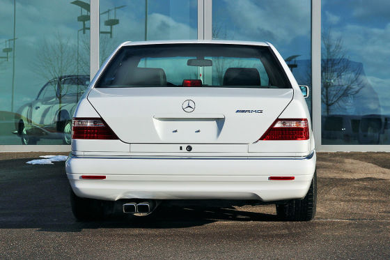 Mercedes S72 AMG zum Verkauf