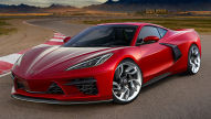 Corvette kommt mit Mittelmotor