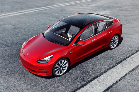 Tesla Model 3: wichtiges Update