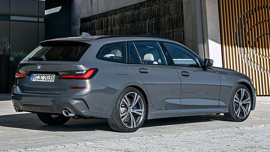 BMW 3er Touring (2019): Neuvorstellung - Infos - Kombi ...