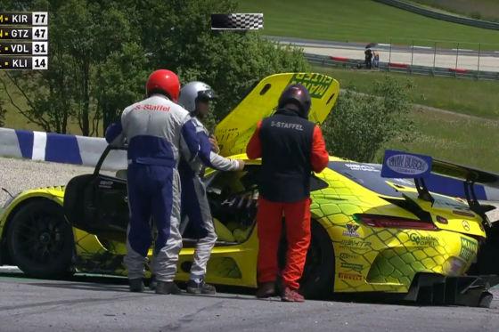 Vettel-Bruder: Unfall mit Tempo 240