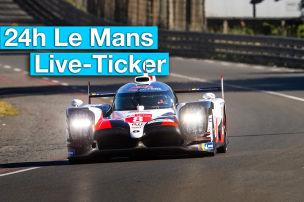 24h Le Mans: Live im Ticker