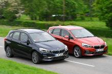 Der BMW 2er überzeugt als Hybrid