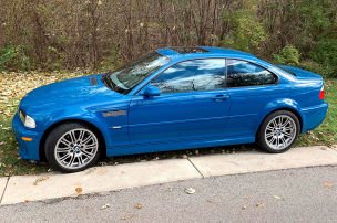 BMW M3 E46 zu verkaufen