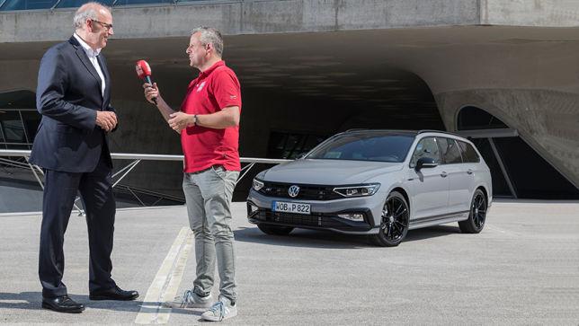 Interview mit VW-Vorstand Jürgen Stackmann