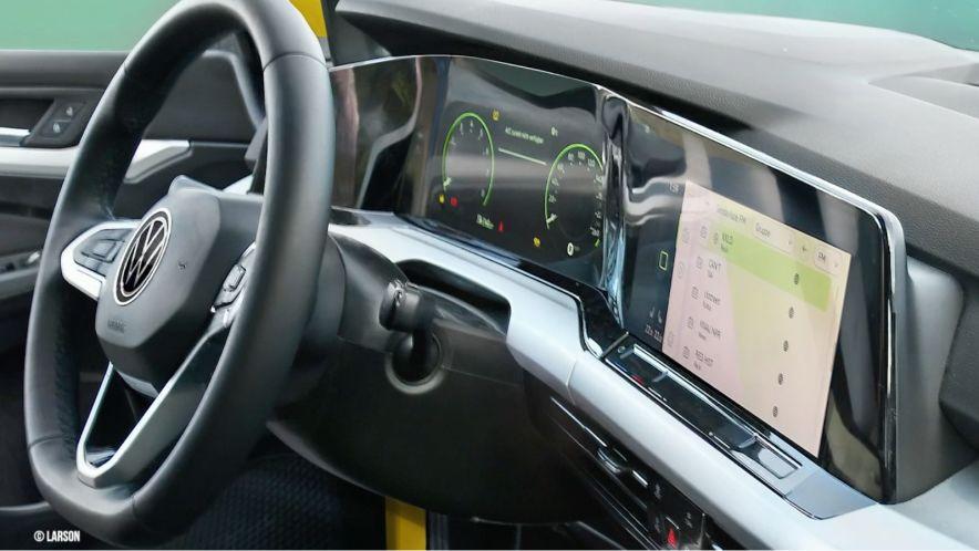 VW Golf 8 & ID.3 (2019/2020): Infotainment - Head-up ...