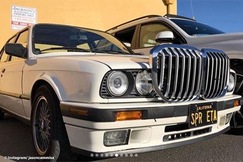 BMW X7/E30: Nieren Swap