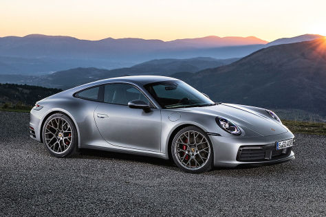 Porsche 911 (992) Carrera S: Leasing