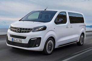 Opel Zafira Life Autobild De