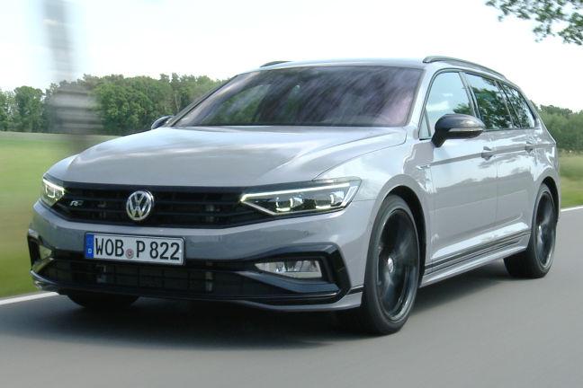 vw passat variant  2019   facelift - test - infos - kombi