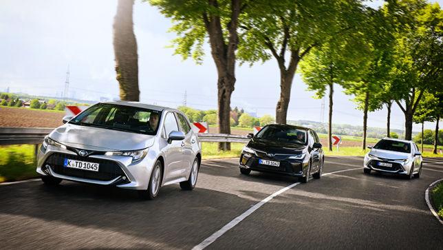 Leser testen neuen Toyota Corolla