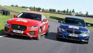 BMW 3er, Jaguar XE: Test