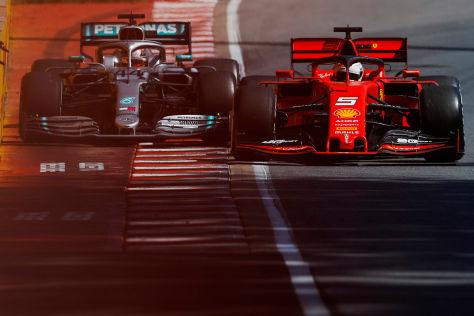 Formel 1: Quoten