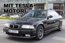 M3 mit Tesla-Motor und 800 PS