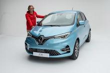 Renault Zoe Facelift (2019): Leak, Bild, CCS, Reichweite, Batterie