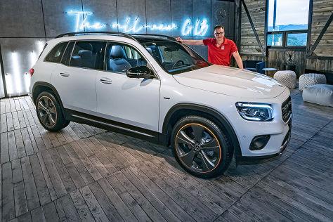 Mercedes Glb Das Neue Stuttgarter Suv Im Ersten Test