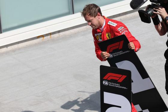 Bekommt Vettel seinen Sieg zurück?