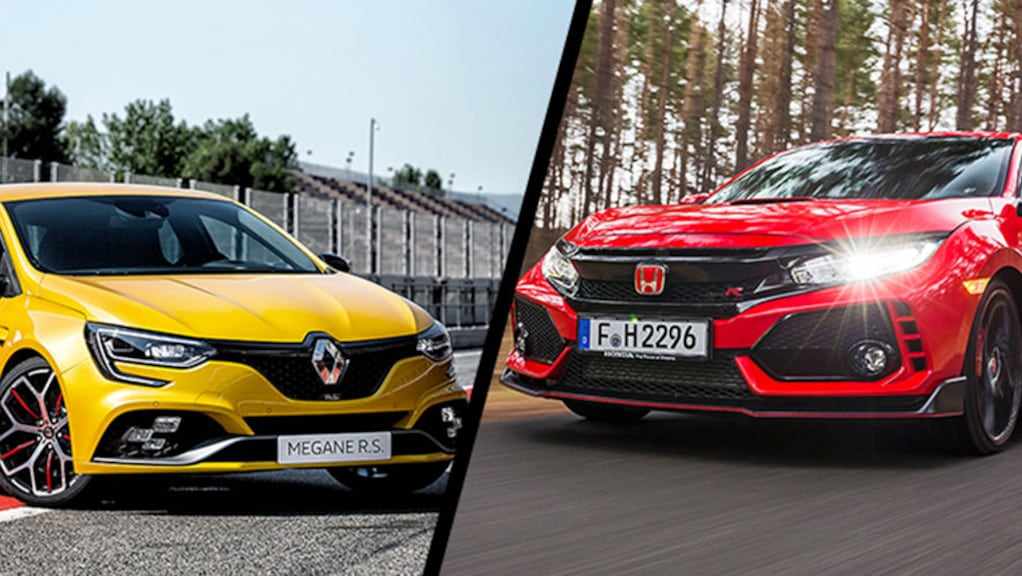 Renault vs. Honda das Duell!