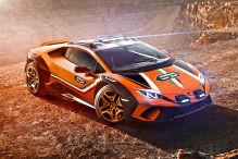 Lamborghini Huracán: Sterrato Concept