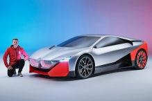 BMW Vision M Next: M1-Studie