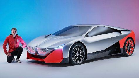 BMW Vision M Next (2019): Test, alle Infos